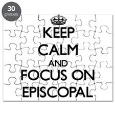 Cute Episcopal Puzzle