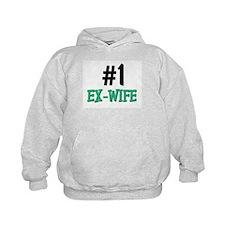Number 1 EX-WIFE Hoodie