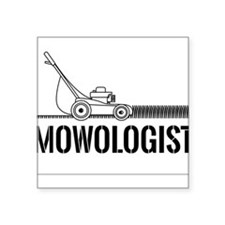 Mowologist Sticker