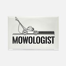 Mowologist Magnets