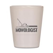 Mowologist Shot Glass