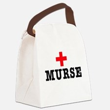 Murse Canvas Lunch Bag