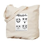 Hairy Dilemma Tote Bag