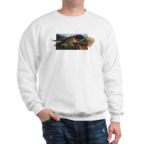 Gorgeous Hummingbird Sweatshirt