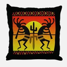 Cute Aztec Throw Pillow
