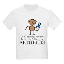 Arthritis Find a Cure T-Shirt