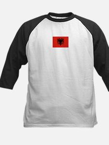 albania flag Tee