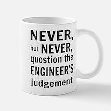 Never but never engineer Mugs