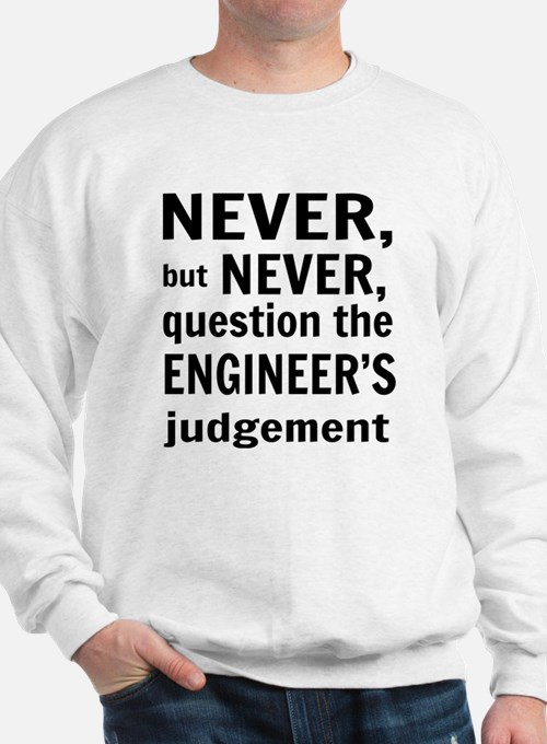 Never but never engineer Jumper