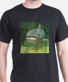Curious Catfish T-Shirt