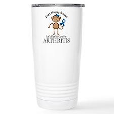 Arthritis Find a Cure Travel Mug