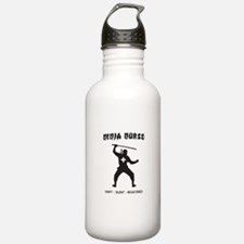 Ninja nurse Water Bottle