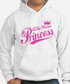 Costa Rican Princess Jumper Hoody