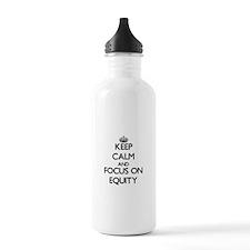 Funny Honesty Water Bottle