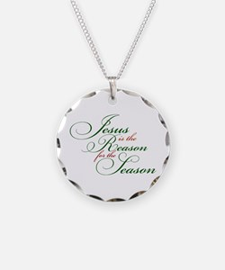 Jesus is the reason Necklace
