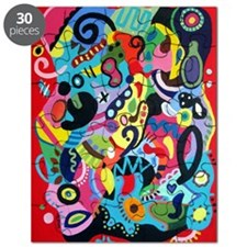 COLORFUL ABSTRACT Puzzle