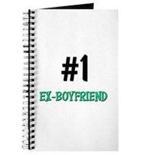 Number 1 EX-BOYFRIEND Journal