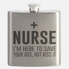 Nurse here to save your ass Flask