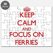 Cute Ferries Puzzle