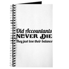 Old accountants never die Journal