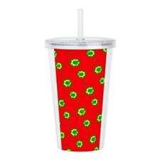 Red Green Doctor Acrylic Double-Wall Tumbler