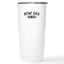 New dad 2013 Travel Mug