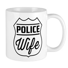 Police wife Mugs