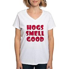 Hogs Smell Good T-Shirt