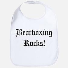 Beatboxing Rocks!  Bib