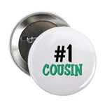 Number 1 COUSIN Button
