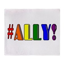 Ally Throw Blanket