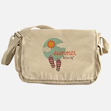 Summer lovin' Messenger Bag