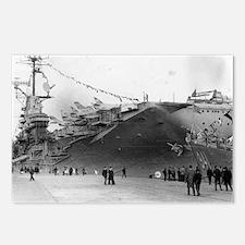 USS Shangri-La CV-38 Postcards (Package of 8)