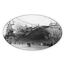 USS Shangri-La CV-38 Decal