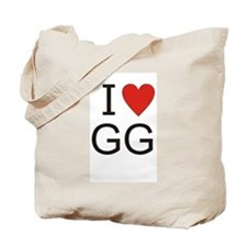Unique Gg Tote Bag