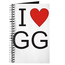 Cute Gg Journal