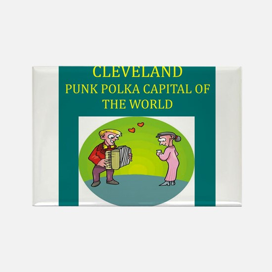 CLEVELAND HUMOR GIFTS AND T-S Rectangle Magnet