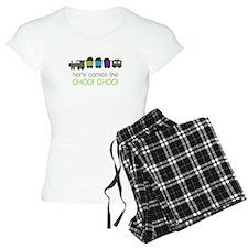 Here Comes The Choo! Choo! Pajamas