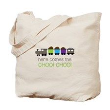 Here Comes The Choo! Choo! Tote Bag