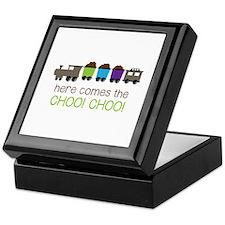 Here Comes The Choo! Choo! Keepsake Box