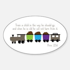 Train A Child Decal