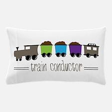 =Train Conductor= Pillow Case