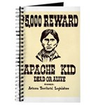 The Apache Kid Journal