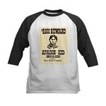 The Apache Kid Kids Baseball Jersey
