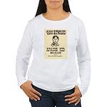 The Apache Kid Women's Long Sleeve T-Shirt