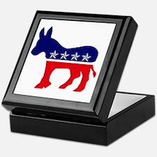 Cool Register vote Keepsake Box