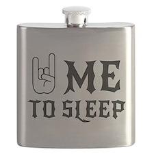 Rock me to sleep Flask