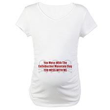 Mess With Entlebucher Shirt