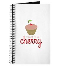 Sweet as a Cherry Journal