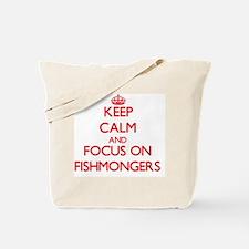 Cute Fishmongers Tote Bag